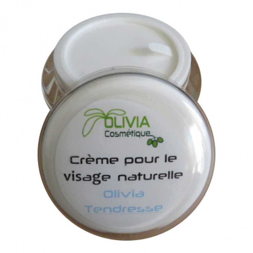 Olivia Cosmétique Natural Face Cream : Anti-aging and