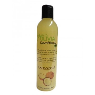 Shampoing Olivia Coconut